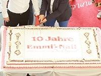 10 Jahre Emmi-Nail