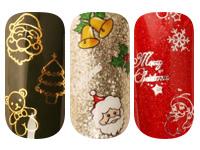 Christmas-Sticker