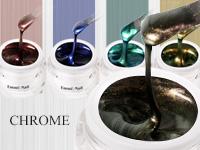 Chrome-Farbgele