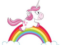 The last unicorn Nageldesign Trend