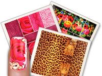 Fashion Sticker verwenden