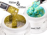 Glitter, Sparkling & Flitter