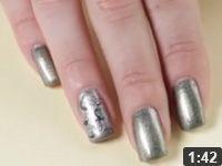 Metallic-Camouflage