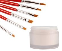 Acryl-Pulver&Flüssigkeit für Umsteiger
