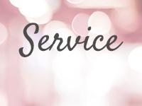 Kategorie - Service