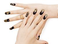 Stamping-Gel Gold