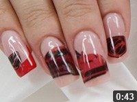 Nailart Tattoofolie