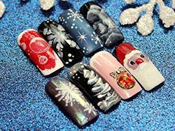 Winter Nail-Art mit Pia Müller-Schendel