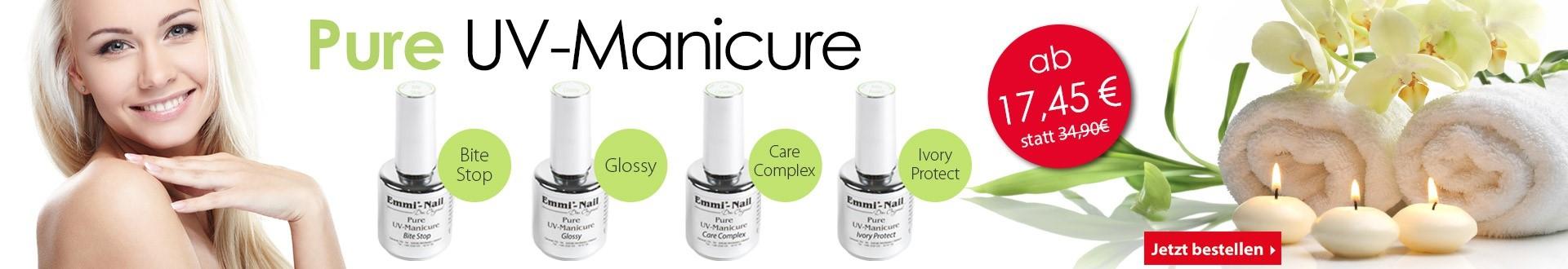 Pure UV-Manicure