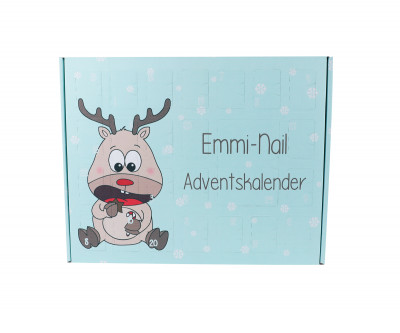 Emmi-Nail Adventskalender Shellac / UV-Lack
