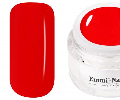 Emmi-Nail Farbgel Emmi Red 5ml - VEGAN :) -F096-