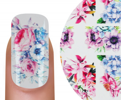 Emmi-Nail 3D Tattoo Summer Flowers 2
