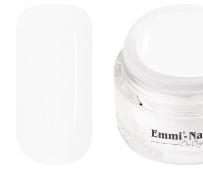 Emmi-Nail Farbgel Fantastic White 5ml -F065-