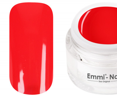 Emmi-Nail Glossy-Gel Hot Red 5ml -F213-