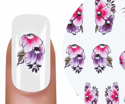 Emmi-Nail Watertattoo Spring Freesia