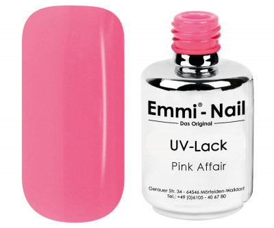 Emmi Shellac / UV-Lack Pink Affair -L110-