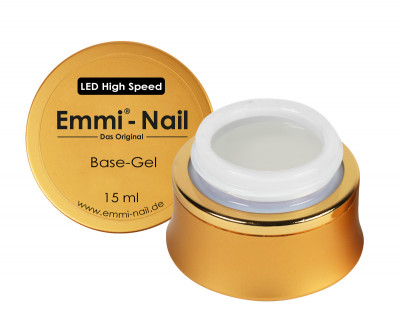 LED High-Speed Base Gel 15ml - VEGAN :)