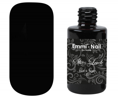 Emmi-Nail She-Lack black tiger -L321-