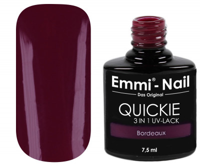 Emmi-Nail Quickie Bordeaux 3in1 -L022-