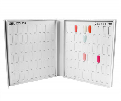 Color Card Buch