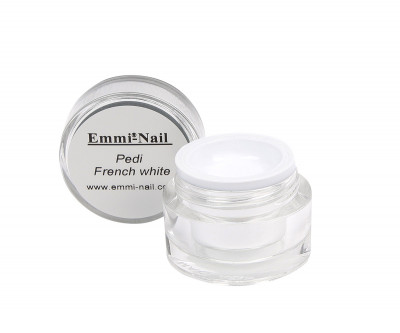 Pedi-French white 5ml