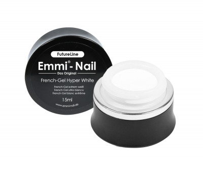 Emmi-Nail Futureline French-Gel Hyper White 15ml