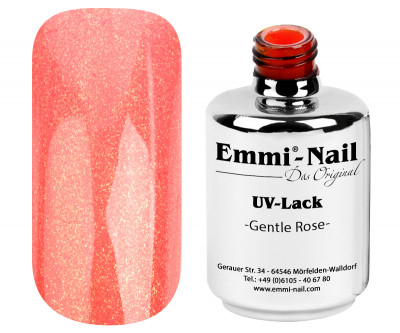 Emmi Shellac / UV-Lack Gentle Rose -L127-