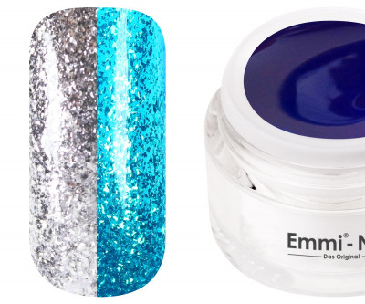 Emmi-Nail Glasgel Blue 5ml -F197-