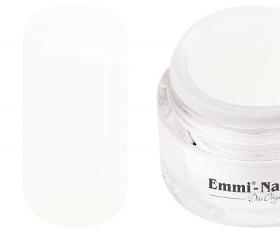 Emmi-Nail Glossy-Gel Queens white 5ml -F220-