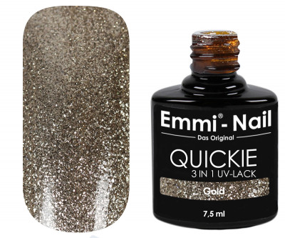 Emmi-Nail Quickie Gold 3in1 -L317-
