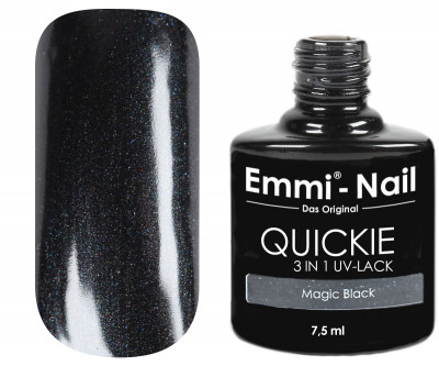 Emmi-Nail Quickie Magic Black 3in1 -L038-