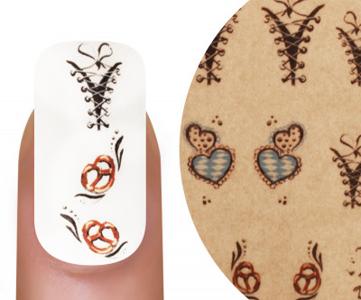 Emmi-Nail Watertattoo Oktoberfest 1