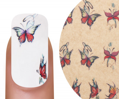 Emmi-Nail Nailsticker Butterfly