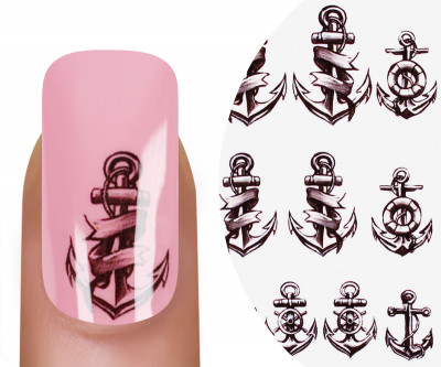 Emmi-Nail Watertattoo Nautic 1