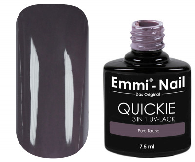 Emmi-Nail Quickie Pure Taupe 3in1 -L010-
