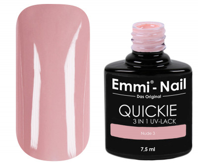 Emmi-Nail Quickie Nude 3 3in1 -L003-
