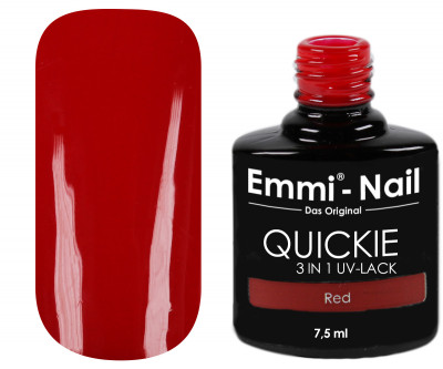 Emmi-Nail Quickie Red 3in1 -L019-
