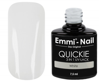 Emmi-Nail Quickie White 3in1 -L015-