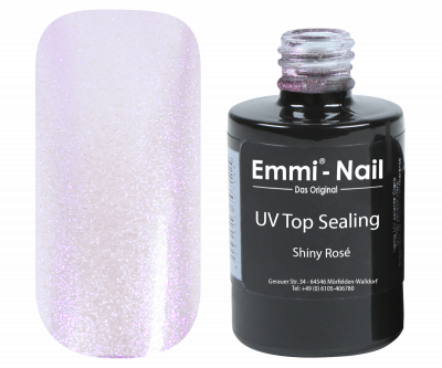 Emmi-Nail UV-Top Sealing Shiny Rose 12ml