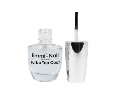 Emmi-Nail Turbo Top Coat 15ml