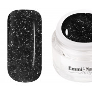 Farbgel Black Glitter 5ml