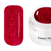 Farbgel Magic Red Glitter 5ml
