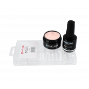 Emmi-Nail Acryl-Gel nature gum Set