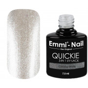 Emmi-Nail Quickie Chrome White 3in1