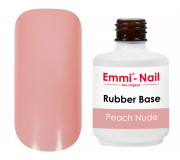 Emmi-Nail Rubber Base Peach Nude 15ml
