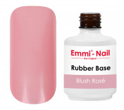 Emmi-Nail Rubber Base Blush Rose 15ml