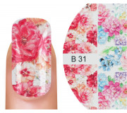 Emmi-Nail 3D Tattoo Summer Flowers 1