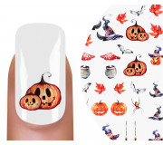 Emmi-Nail Watertattoo Halloween 2