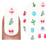 Emmi-Nail Nailsticker 3D Christmas 1