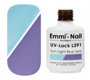 Emmi-Shellac/  UV-Lack Sun Light Blue Sea -L391-